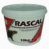 Rascal Bromadiolone Whole Wheat Bait