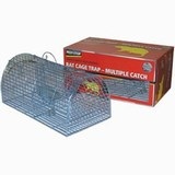 Rat Cage Trap - Multiple Catch