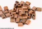 Copper Ferrules for 2mm Wire Rope Termination