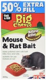 Natural Mouse and Rat Bait 600g