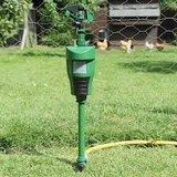 Jet spray pond and garden protector