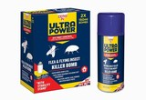 Flea & Flying Insect Killer Bomb - Pack 2